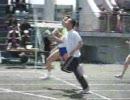 【ニコニコ動画】100mのブラインド伴走を解析してみた