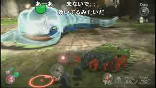 【ch】うんこちゃん『ピクミン3』part5【2017/02/02】