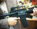 WA M4カービン マグナブローバック プロト射撃