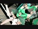 【MMD】フローラルミントなカノンさんとらぶさんで「Dive to Blue」.