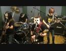 バンドでマクロスΔメドレー(OP1+挿入歌+ED1+ED2+OP2)を演奏。流田Project