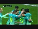 MSN砲【16-17ラ・リーガ:第22節】 アラベス vs バルセロナ