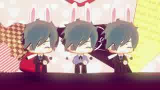 【MMD刀剣乱舞】ハロー、ミスターチョコレート【こえだ燭】