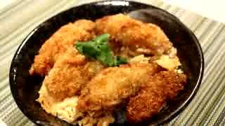 牡蠣とじ丼♪  ~宮城産の大ぶり牡蠣で!~