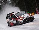 WRC世界ラリー選手権 第2戦スウェディッシュ ハイライト