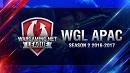 [TRAILER] WGL APAC Season II 2016-2017