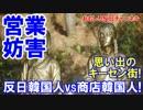 【反日韓国人vs商店韓国人】 ゾウさん設置で韓国大混乱!