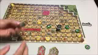 フクハナのひとりボードゲーム紹介 No.130『暗黒の大広間』