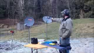 コンテンダーを片手撃ちしてる動画集めてみた