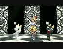 「MMDけもフレ」サーバルちゃんはねこみみスイッチを踊るそうです