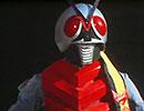 仮面ライダーX 第8話「怪!?小地球・中地球・大地球」