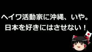 【ゆっくり保守】乱用される「沖縄の声」