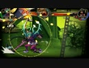 (Skullgirls)スカルガールズ 対戦動画132 Part.3 猫/傘/ベオ VS 傘/イライザ
