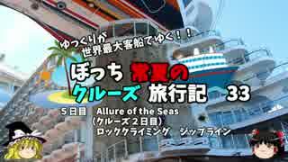 【ゆっくり】クルーズ旅行記 33 Allure of the Seas 船内遊具