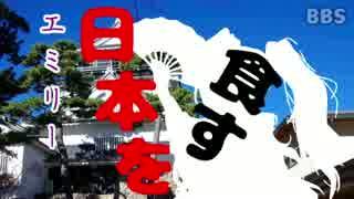 エミリー日本を食す(八丁味噌編)