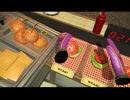 VR空間で料理を作って戦うDeadHungryを実況プレイします! 前編 【ユニ】
