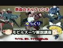 【鉄血のオルフェンズ】 百錬&百里&漏影 解説【ゆっくり解説】part4