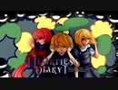 【IROHA, LEN, RIN】Heartless Diary 【オリジナル】