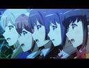スクールガールストライカーズ Animation Channel 第8話「対決!降神三姉妹」