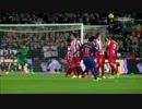 ネイマFK【16-17ラ・リーガ:第25節】バルセロナ vs スポルティング・ヒホン
