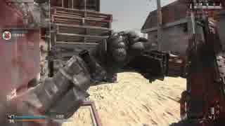 【CoD:Ghosts】 スクワッドモード TDM 27 kill 7 death @ Octane