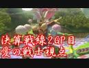 マリオカート8 決算戦線 2GP目【愛の戦士(厨二病)視点】