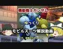 【機動戦士ガンダム】 ギャン 解説【ゆっくり解説】part24