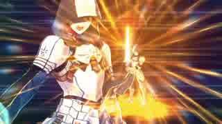 【FGO】アーサー・ペンドラゴン〔プロトタイプ〕宝具+EX 【Fate/Grand Order】