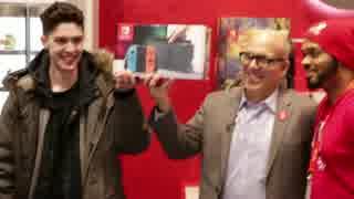 【1ヶ月の記録】Nintendo Switch発売当時のNY 任天堂直営店の様子