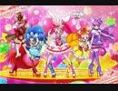 キラキラ☆プリキュアアラモード 肉弾戦は封印です 生身(赤)