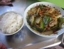 【料理】漢らしく野菜炒め ~おきょうさ