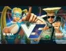 FinalRound20 スト5 LosersFinal ふ~ど vs NuckleDu