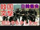 【大統領不在で韓国軍暴走】自衛隊がお相手いたします!韓国人発狂!