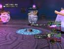 【DQX】試練の門プラチナキング、ソロサポ(自分は低Lv、バト1戦1僧1)