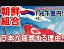 【日本が疲弊する理由】 朝鮮系信用組合への支援!1兆千億円を突破!