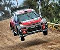WRC世界ラリー選手権 第3戦メキシコ ハイ
