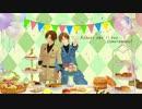 【APヘタリアMMD】まるかいて地球【伊誕20