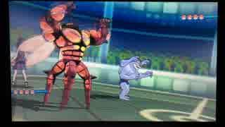 【ポケモンSM】対戦ゆっくり実況029 筋肉コンビ