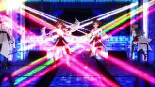 【MMD】金剛型四姉妹 でSweet-Devil-Remix