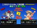 【パワプロ2016】二次元アイドルNo.1決定戦4開幕戦繚乱 West対U-13