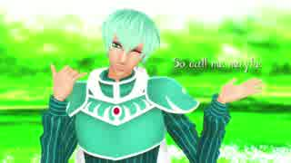 【MMD】オリキャラでcall me maybe踊らせたよ【オリキャラ】