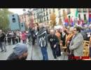 スペイン・ファシスト(ファランヘ党)の集会