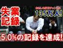 【韓国の致命的な失業率】 無政府状態の影響如実!5.0%の記録を達成!
