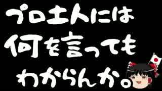 【ゆっくり保守】犯罪を推奨する沖縄2紙