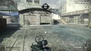 【CoD:Ghosts】 スクワッドモード Domination @ Freight