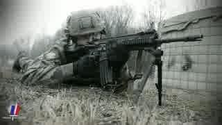 【フランス陸軍】FA-MASに替わって配備されるHK416F