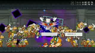 [発売10周年記念] スーパーペーパーマリオ Any% TAS in 3:43:42.01 Part1
