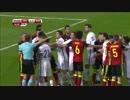 【2018W杯欧州予選:第5節】 ベルギー vs ギリシャ(2017年3月25日)