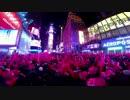 【旅動画】うめきんたの世界一周 ナイアガラ&NY年越し編【part.5】