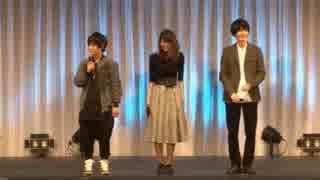 「覆面系ノイズ」放送直前SPステージ @AnimeJapan2017